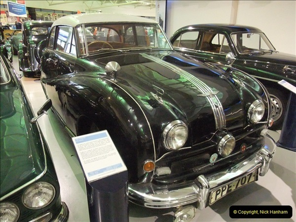 2012-10-28 Trip to Gaydon Heritage Motor Centre, Warwickshire.   (228)228