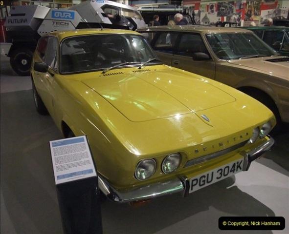 2012-10-28 Trip to Gaydon Heritage Motor Centre, Warwickshire.   (230)230