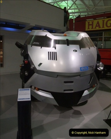 2012-10-28 Trip to Gaydon Heritage Motor Centre, Warwickshire.   (244)244