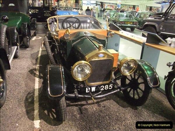 2012-10-28 Trip to Gaydon Heritage Motor Centre, Warwickshire.   (253)253