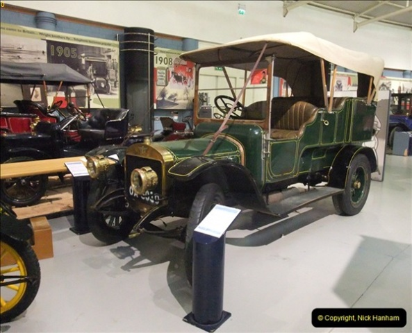 2012-10-28 Trip to Gaydon Heritage Motor Centre, Warwickshire.   (267)267