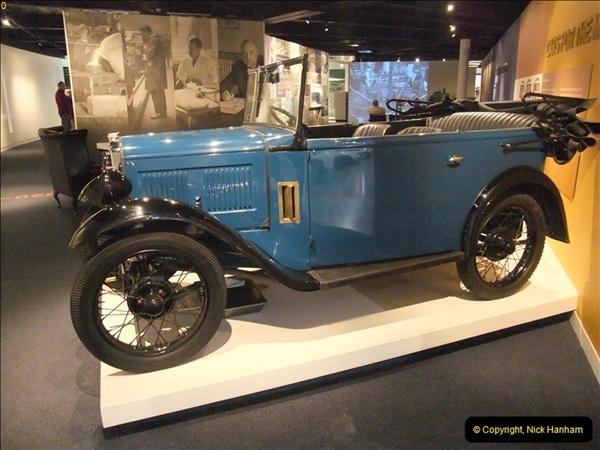 2012-10-28 Trip to Gaydon Heritage Motor Centre, Warwickshire.   (300)300