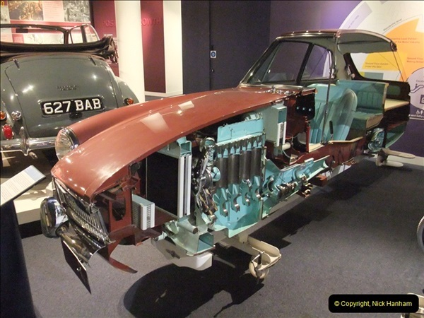 2012-10-28 Trip to Gaydon Heritage Motor Centre, Warwickshire.   (309)309