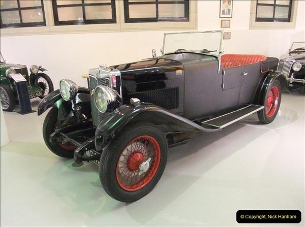 2012-10-28 Trip to Gaydon Heritage Motor Centre, Warwickshire.   (316)316
