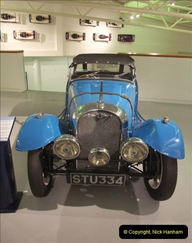 2012-10-28 Trip to Gaydon Heritage Motor Centre, Warwickshire.   (331)331