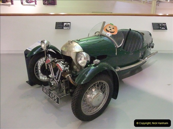 2012-10-28 Trip to Gaydon Heritage Motor Centre, Warwickshire.   (332)332