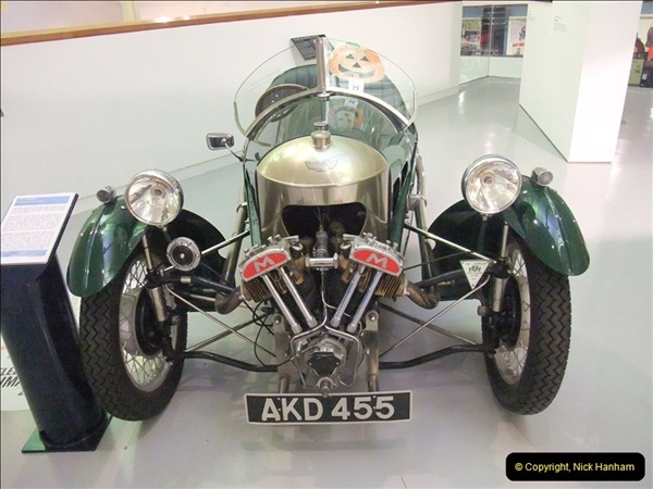2012-10-28 Trip to Gaydon Heritage Motor Centre, Warwickshire.   (333)333