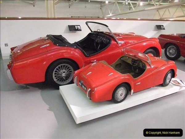 2012-10-28 Trip to Gaydon Heritage Motor Centre, Warwickshire.   (337)337