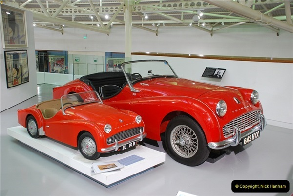 2012-10-28 Trip to Gaydon Heritage Motor Centre, Warwickshire.   (338)338