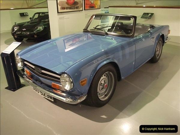 2012-10-28 Trip to Gaydon Heritage Motor Centre, Warwickshire.   (342)342
