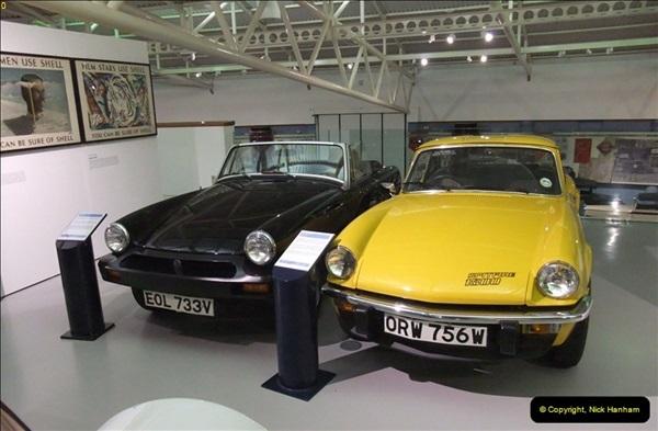 2012-10-28 Trip to Gaydon Heritage Motor Centre, Warwickshire.   (343)343