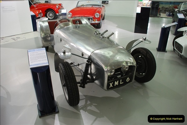2012-10-28 Trip to Gaydon Heritage Motor Centre, Warwickshire.   (351)351