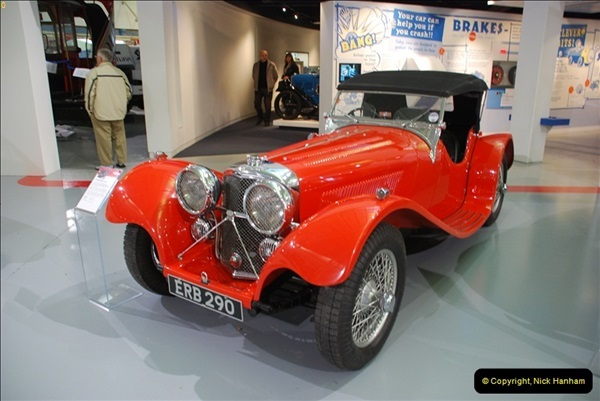 2012-10-28 Trip to Gaydon Heritage Motor Centre, Warwickshire.   (386)386