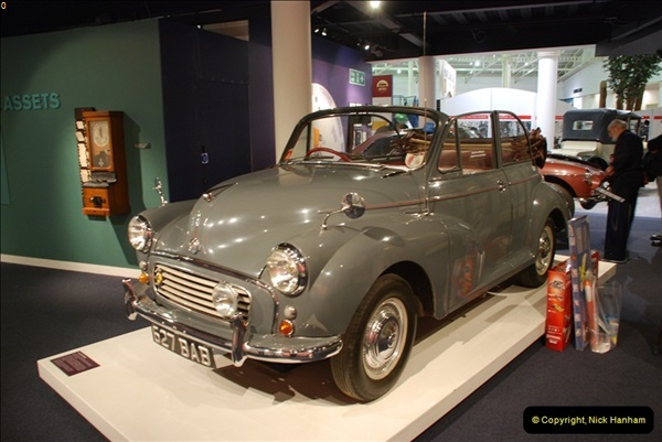 2012-10-28 Trip to Gaydon Heritage Motor Centre, Warwickshire.   (387)387