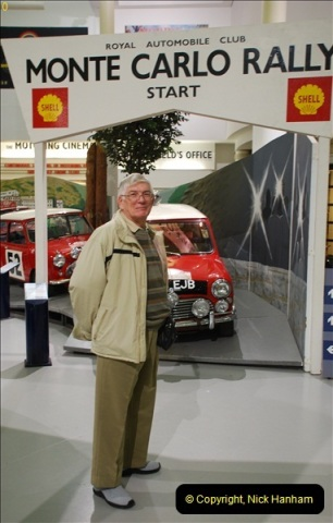 2012-10-28 Trip to Gaydon Heritage Motor Centre, Warwickshire.   (447)447