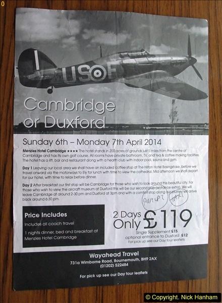 The Imperial War Museum Duxford April 2014