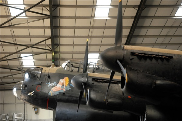 2013-09-27 to 30 The Lincolnshire Aviation Heritage Centre, Just Jane and The Dam Busters.  (41)041