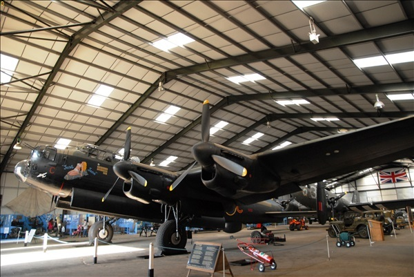 2013-09-27 to 30 The Lincolnshire Aviation Heritage Centre, Just Jane and The Dam Busters.  (67)067