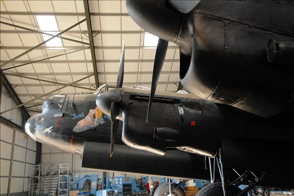 2013-09-27 to 30 The Lincolnshire Aviation Heritage Centre, Just Jane and The Dam Busters.  (70)070