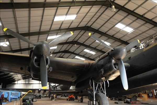 2013-09-27 to 30 The Lincolnshire Aviation Heritage Centre, Just Jane and The Dam Busters.  (73)073