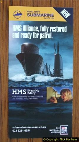 2014-07-01 HM Submarine Alliance, Gosport, Hampshire.  (1)001