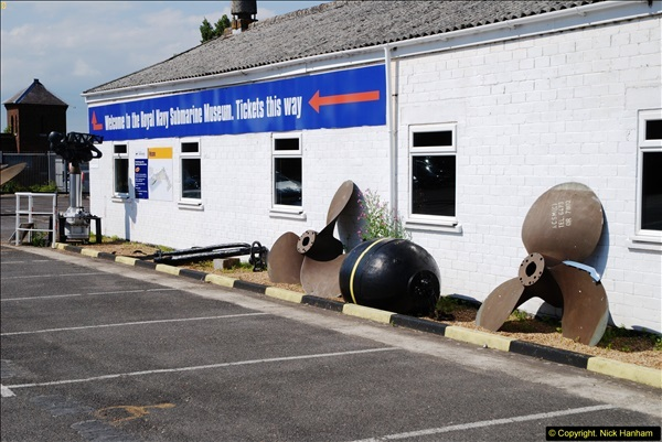 2014-07-01 HM Submarine Alliance, Gosport, Hampshire.  (5)005