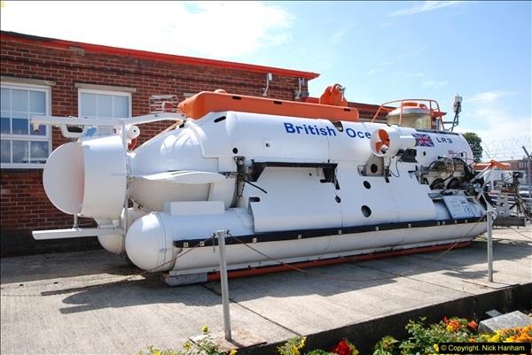 2014-07-01 HM Submarine Alliance, Gosport, Hampshire.  (11)011