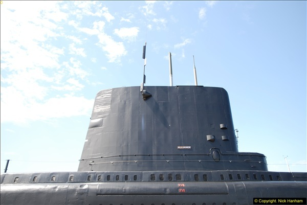 2014-07-01 HM Submarine Alliance, Gosport, Hampshire.  (31)031