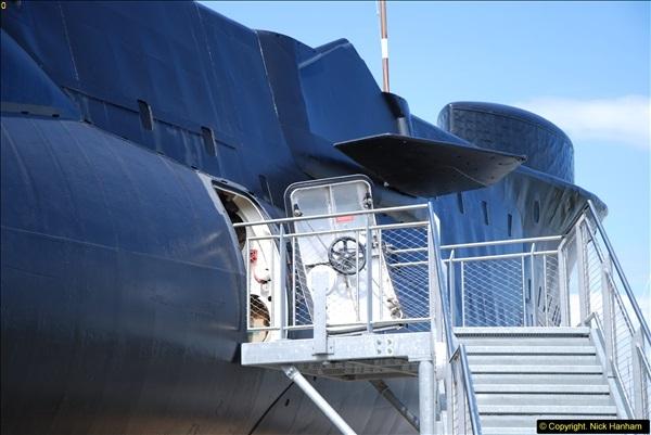 2014-07-01 HM Submarine Alliance, Gosport, Hampshire.  (35)035