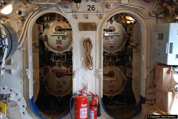 2014-07-01 HM Submarine Alliance, Gosport, Hampshire.  (39)039