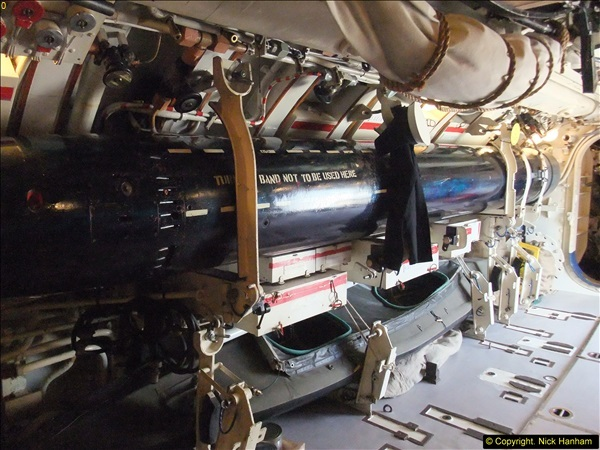 2014-07-01 HM Submarine Alliance, Gosport, Hampshire.  (46)046