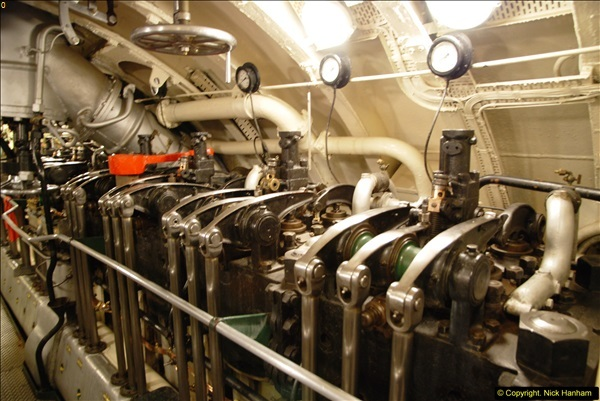 2014-07-01 HM Submarine Alliance, Gosport, Hampshire.  (98)098
