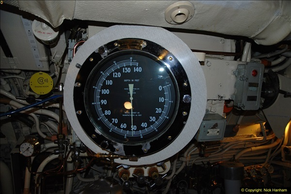 2014-07-01 HM Submarine Alliance, Gosport, Hampshire.  (108)108