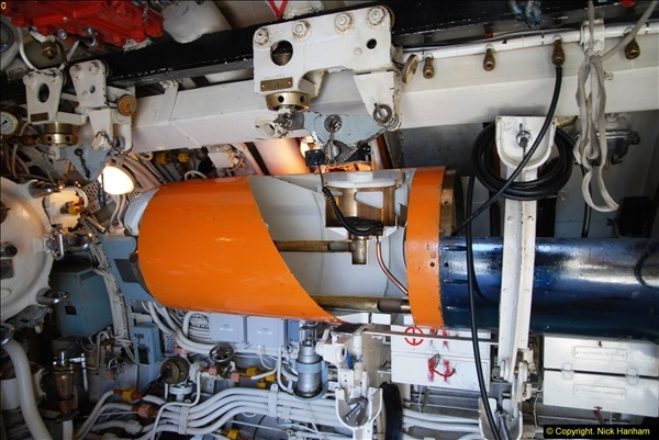2014-07-01 HM Submarine Alliance, Gosport, Hampshire.  (111)111