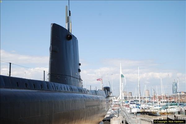 2014-07-01 HM Submarine Alliance, Gosport, Hampshire.  (119)119