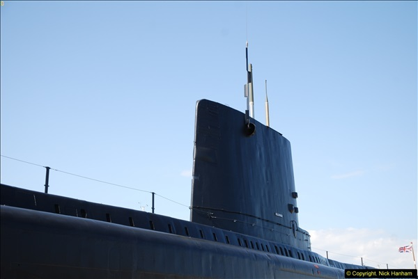 2014-07-01 HM Submarine Alliance, Gosport, Hampshire.  (120)120