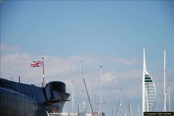 2014-07-01 HM Submarine Alliance, Gosport, Hampshire.  (121)121