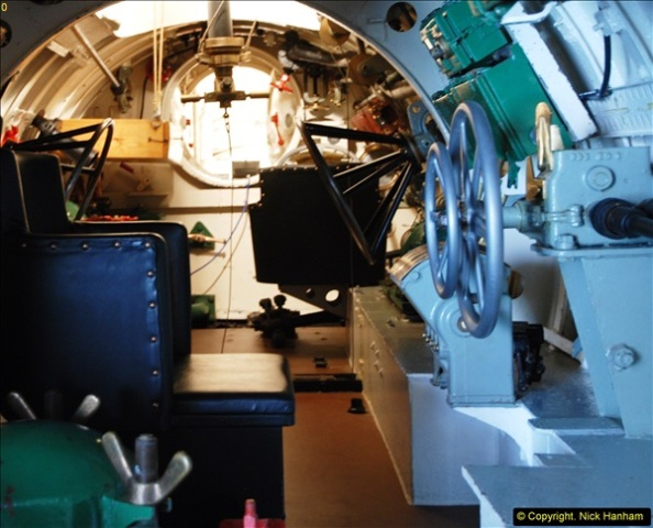 2014-07-01 HM Submarine Alliance, Gosport, Hampshire.  (131)131