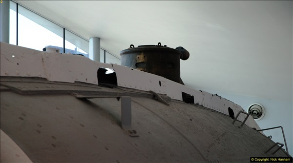2014-07-01 HM Submarine Alliance, Gosport, Hampshire.  (207)207