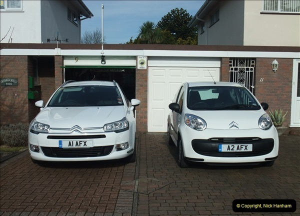 2013-02-15 The Little & Large Citroen's C1 & C5 (1)092