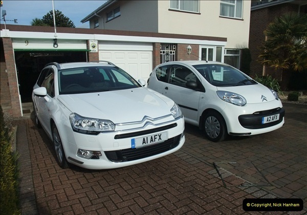2013-02-15 The Little & Large Citroen's C1 & C5 (3)094