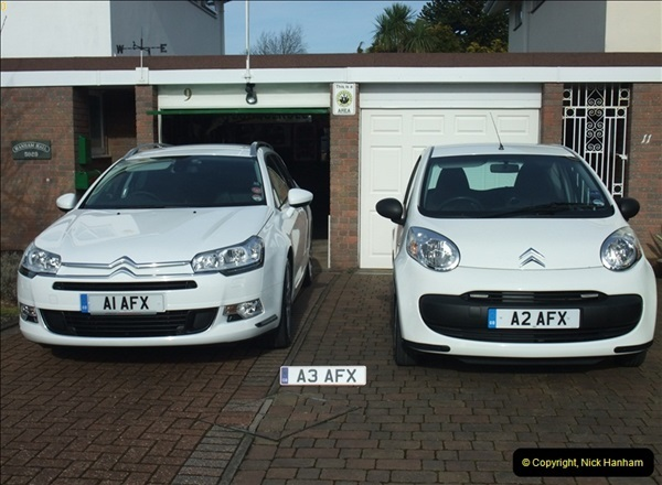 2013-02-15 The Little & Large Citroen's C1 & C5 (4)095