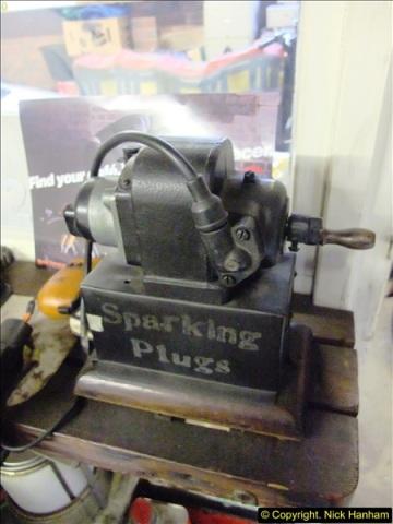2014-01-29 Brough Motorcycle Restoration + Triumphs. (57)057