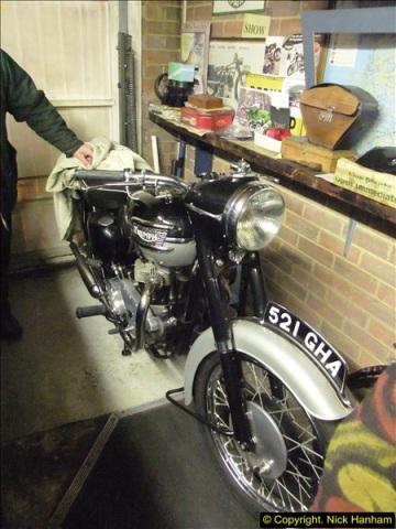 2014-01-29 Brough Motorcycle Restoration + Triumphs. (64)064