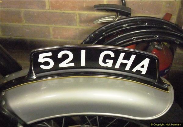 2014-01-29 Brough Motorcycle Restoration + Triumphs. (66)066