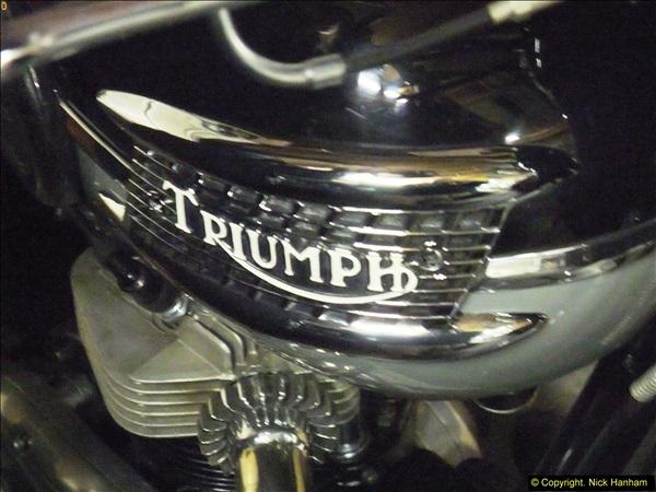 2014-01-29 Brough Motorcycle Restoration + Triumphs. (67)067