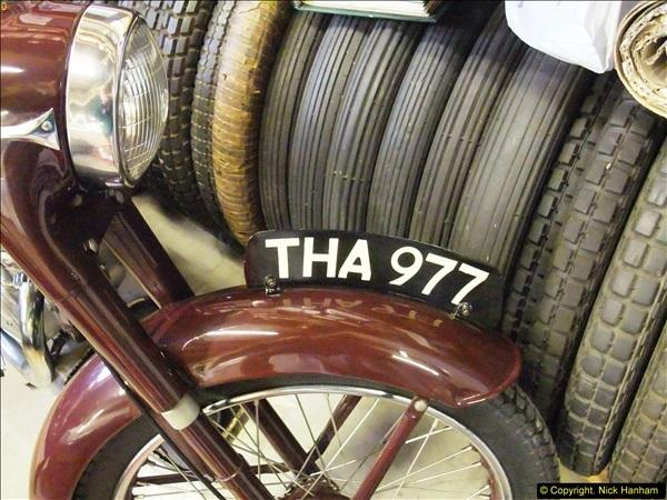 2014-01-29 Brough Motorcycle Restoration + Triumphs. (69)069