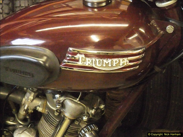 2014-01-29 Brough Motorcycle Restoration + Triumphs. (70)070