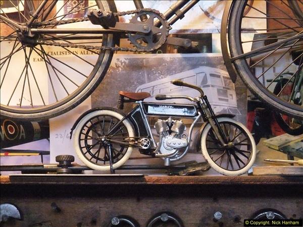 2014-01-29 Brough Motorcycle Restoration + Triumphs. (71)071
