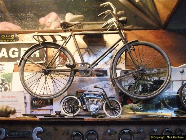 2014-01-29 Brough Motorcycle Restoration + Triumphs. (72)072